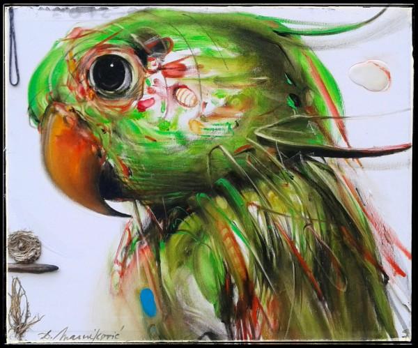 Zeleni papagaj