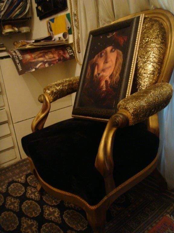 Atelje slikarke Olje Ivanjicki
