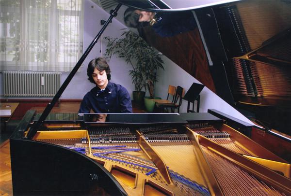 pijanista Aleksa Janković