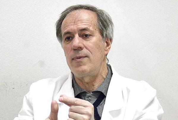 prof. dr Mijomir Pelemiš, infektolog i klinički farmakolog