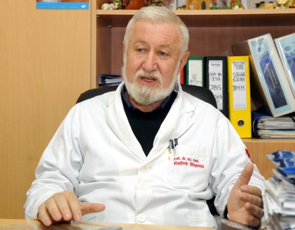 prof. dr Vladimir Diligenski, neuropsihijatar