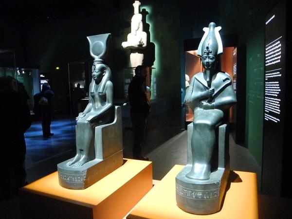 "Izložba ""Oziris"" - podvodne misterije Egipta"