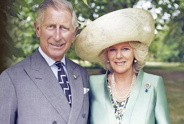 Princ Čarls i vojvotkinja Kamila