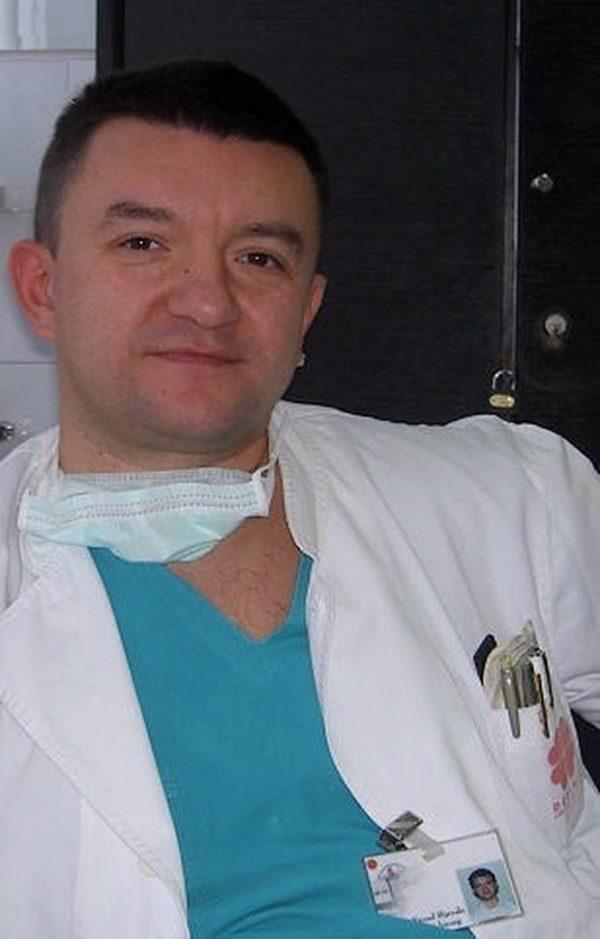 prof. dr Nenad Ilijevski
