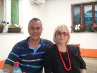Dejan Grubanov i Mira Adanja-Polak